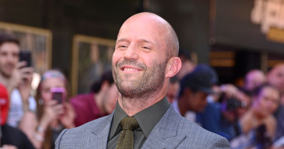Jason Statham's Next Film's Title Rivals Snakes On a Plane