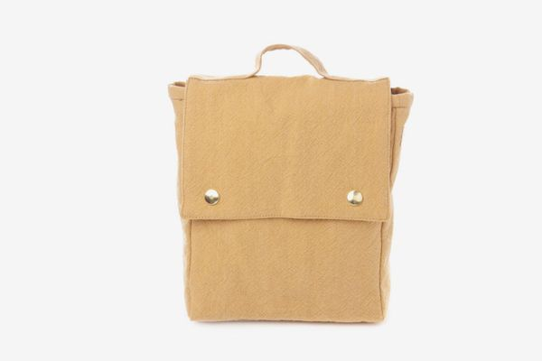 Rive Droite Minimes Recycled Cotton Children's Backpack