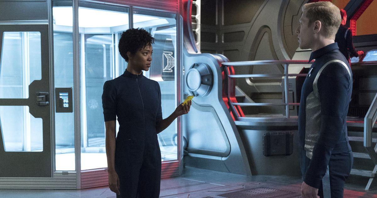 Star Trek: Discovery' Recap, Season 1, Episode 3