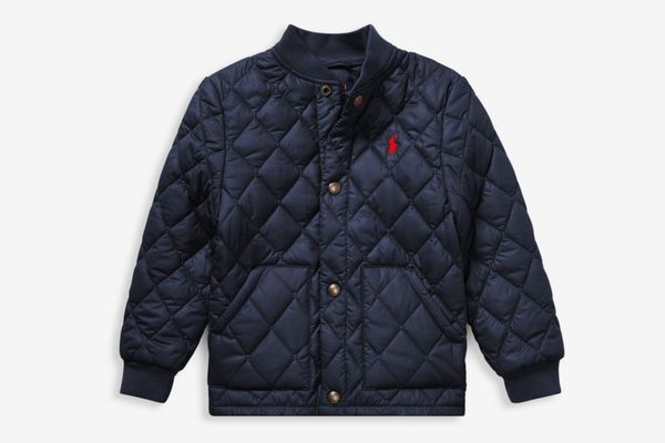 Ralph Lauren Little Boy's & Boy's Quilted Jacket