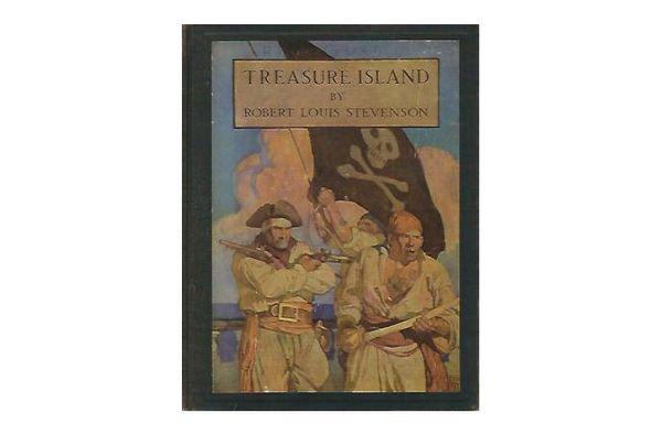 Treasure Island, Illustrated by N.C. Wyeth