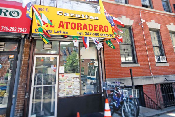 How One of the Bronx's Most Popular Cheap-Eats Destinations Became a Victim of Its Own Success