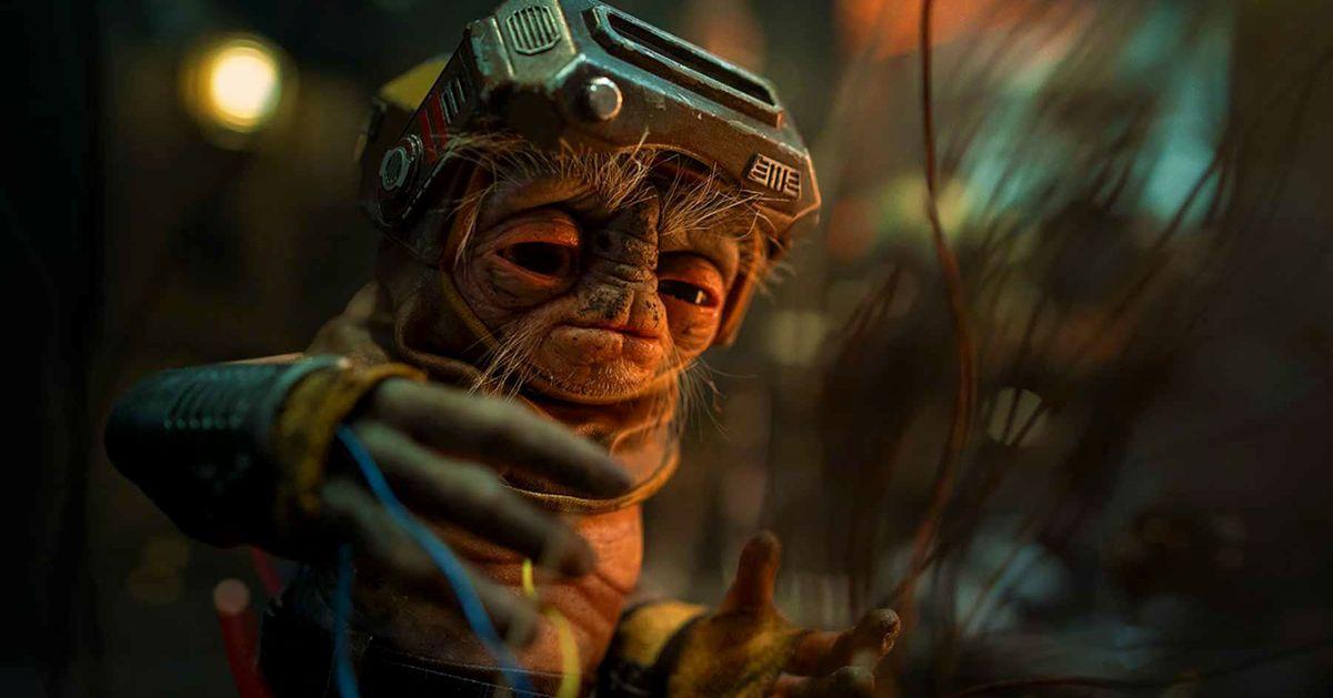 The True Star of Star Wars: The Rise of Skywalker Is Babu Frik