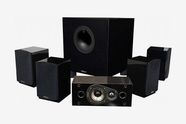 Energy 5.1 Take Classic Home Theater System (Set of Six)