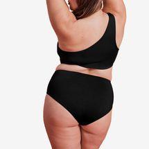 Black Poolside Bikini Bottom