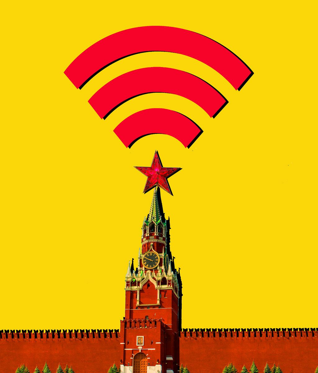 Russia DNS Alternative Internet Could Yield Cyberattack