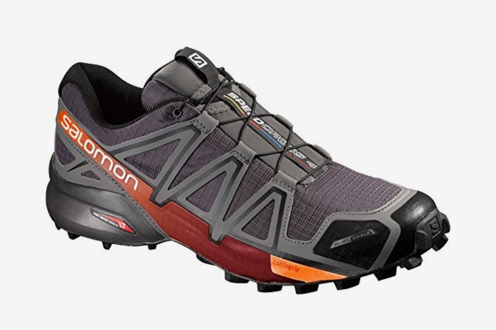 06124bf3a Salomon Men's Speedcross 4 CS Trail Runner