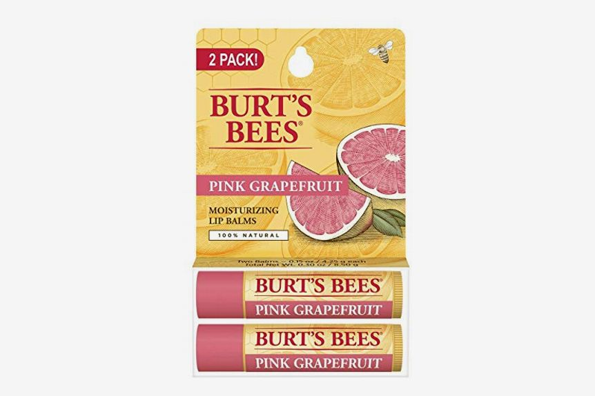 Burt's Bees 100% Natural Moisturizing Lip Balm