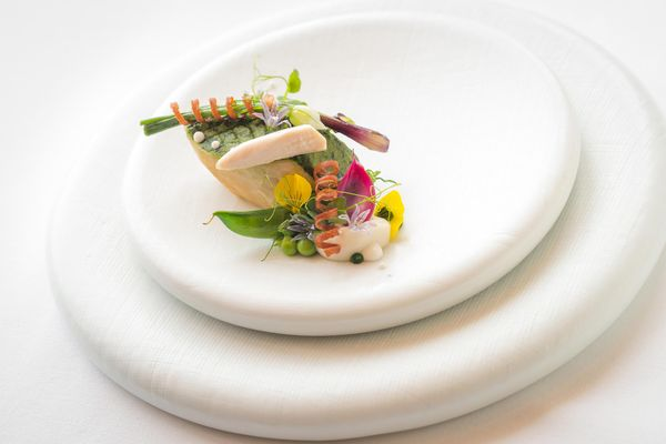 A New Computer Algorithm Ranked the World's Best Restaurants