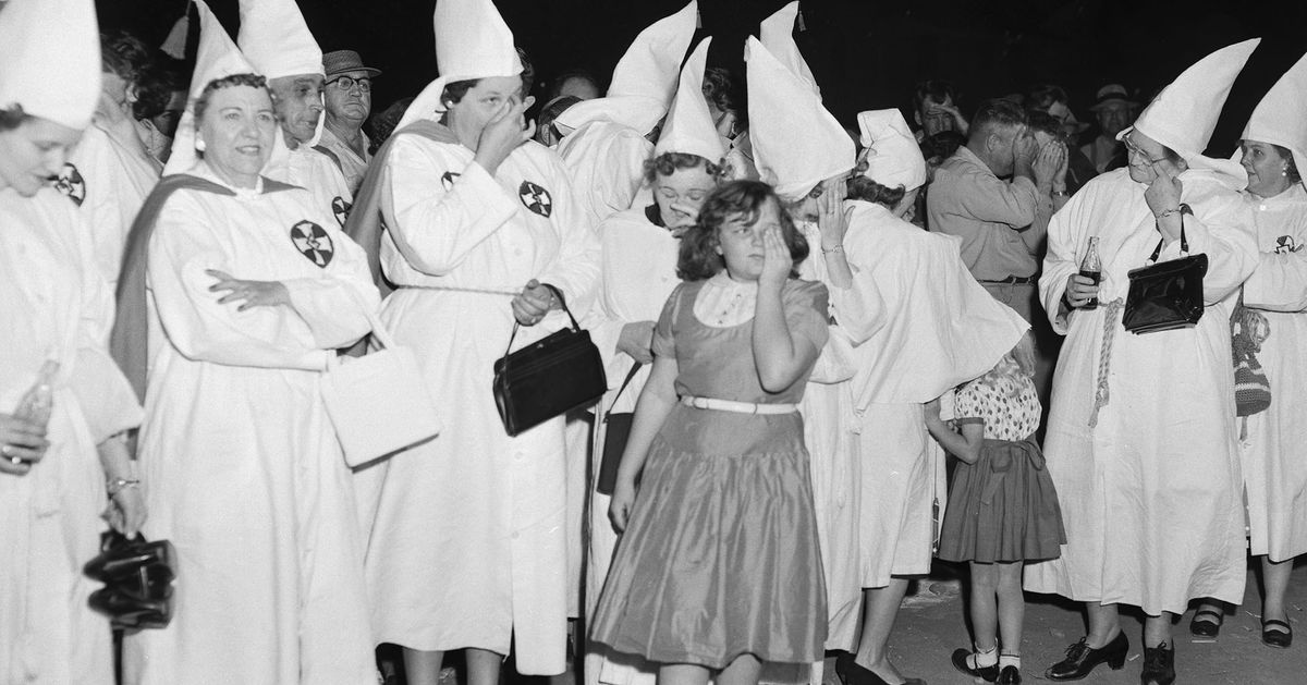 The Truth About Women and White Supremacy