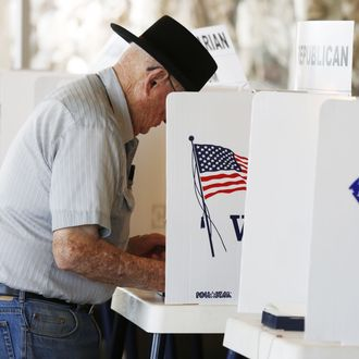 California Goes to the Polls On Primary Day