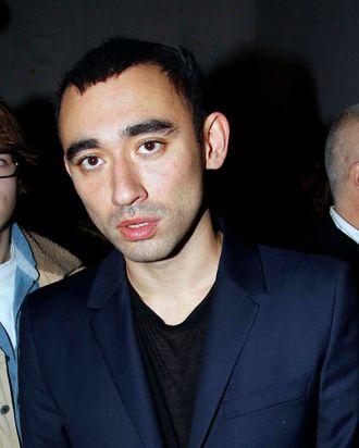 Nicola Formichetti.
