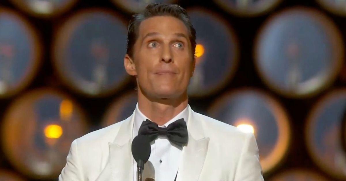 Read McConaughey's V...