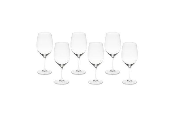 Riedel Vinum Celebration Cabernet Glasses, Gift Set of 6