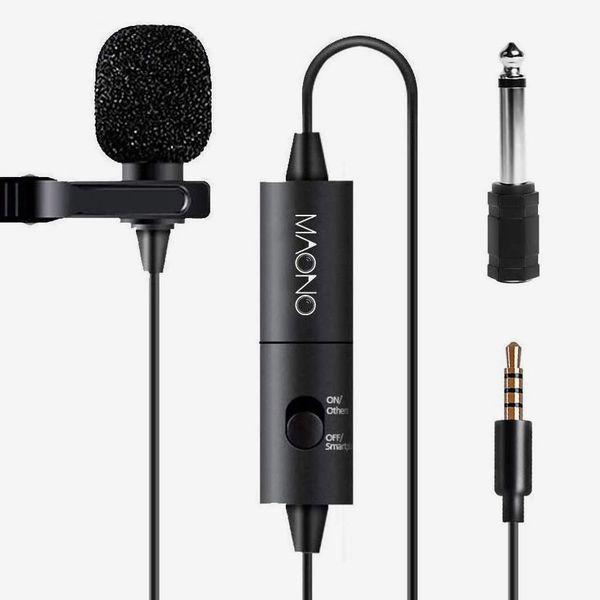 Maono Lavalier Microphone