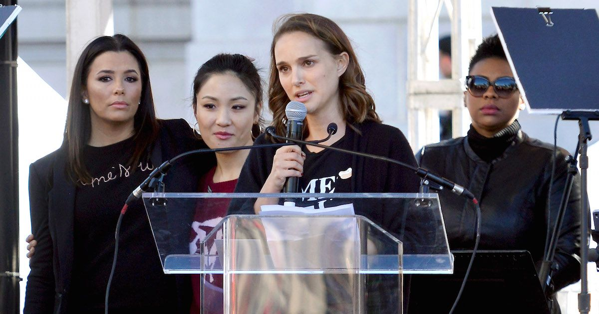 Natalie Portman Shares Her Experience of 'Sexual Terrorism' at 13