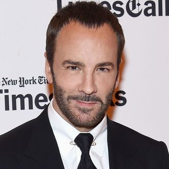 TimesTalks Featuring Tom Ford On