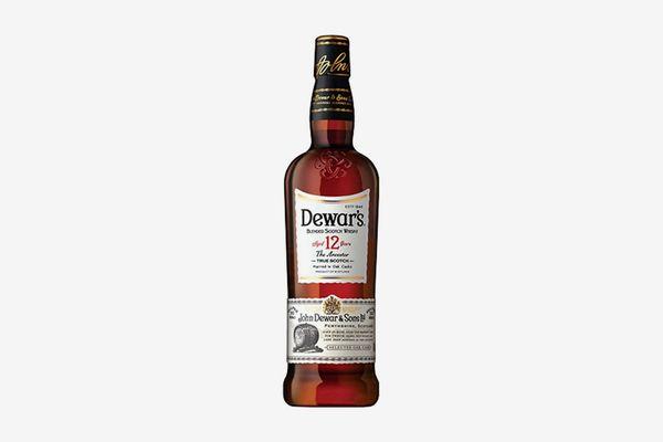 Dewar's 12 Year-Old Blended Scotch Whiskey
