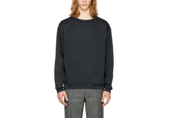 Acne Studios Navy Fint Sweatshirt