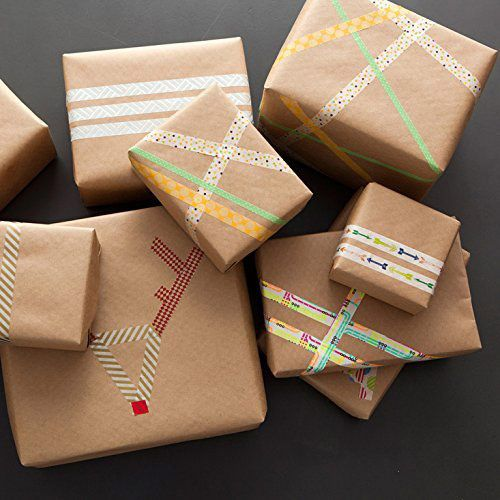 Kraft Paper Brown Mega Roll