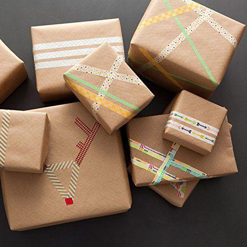 Kraft Paper Brown Mega Roll