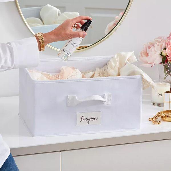 The Laundress Large Storage Box