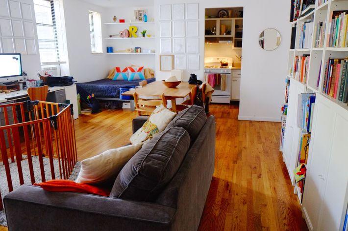 The Author S Apartment Photo Andy Vernon Jones