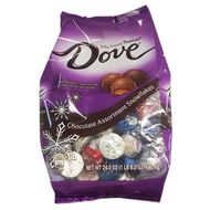 Dove Recalled 6,700 Bags of Chocolate 'Snowflakes'