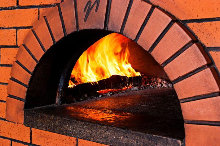 Wood-burning ovens are hot!