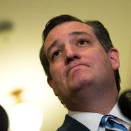 Sen. Ted Cruz (R-TX) Addresses The Media At The Capitol