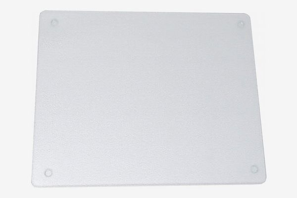 20 x 20 Inches Acrylic Plastic Products Cutting Board with Lip