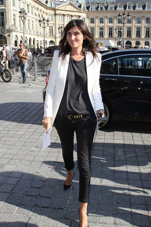The Emmanuelle Alt Look Book -- The Cut