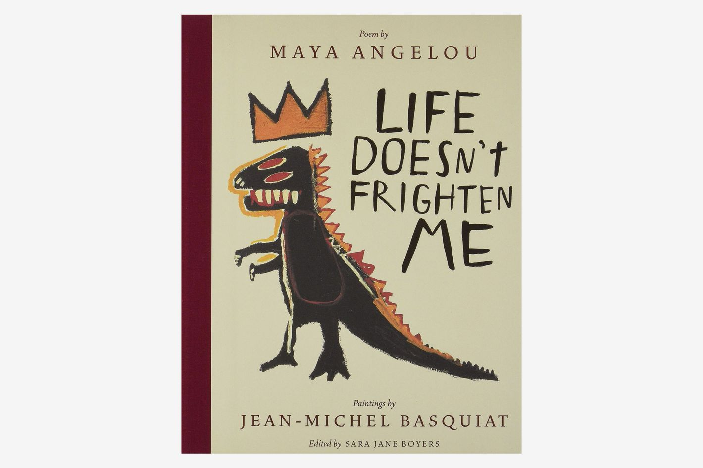 Life Doesn't Frighten Me, paintings by Jean-Michel Basquiat
