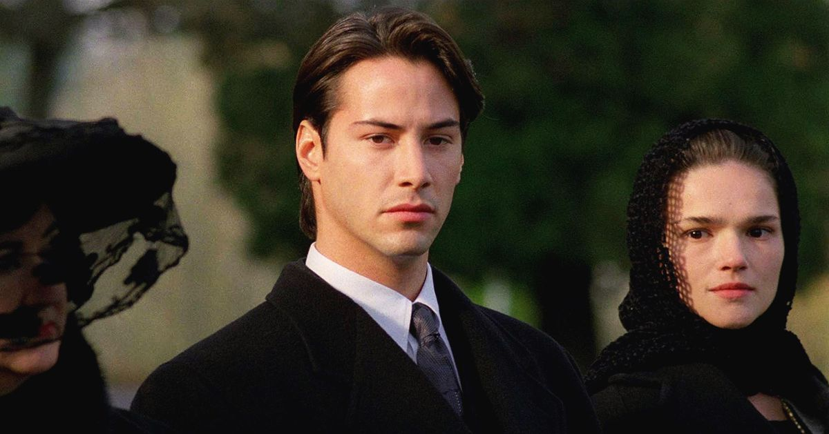 Why We Can't Stop Watching Keanu Reeves, 30 Years On