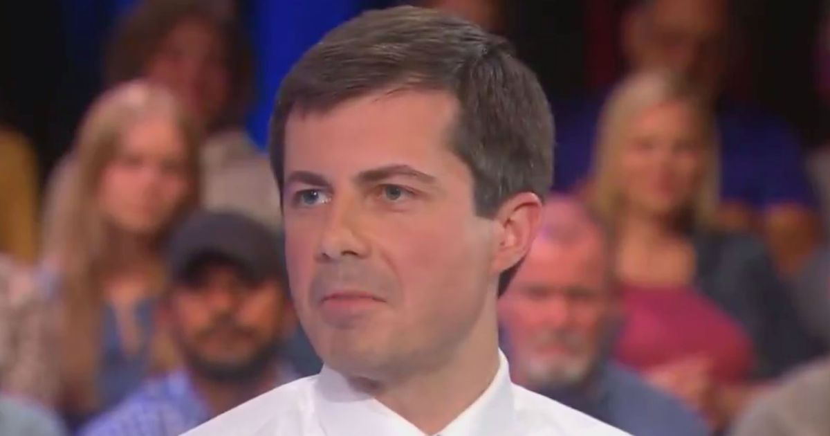 "Buttigieg: ""I Would Not Have"" Pressured Al Franken to Resign"