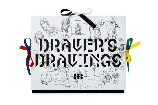 M/M Paris x Byredo Drawer's Drawings