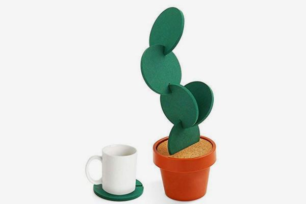 Sirensky DIY Cactus Coaster Set