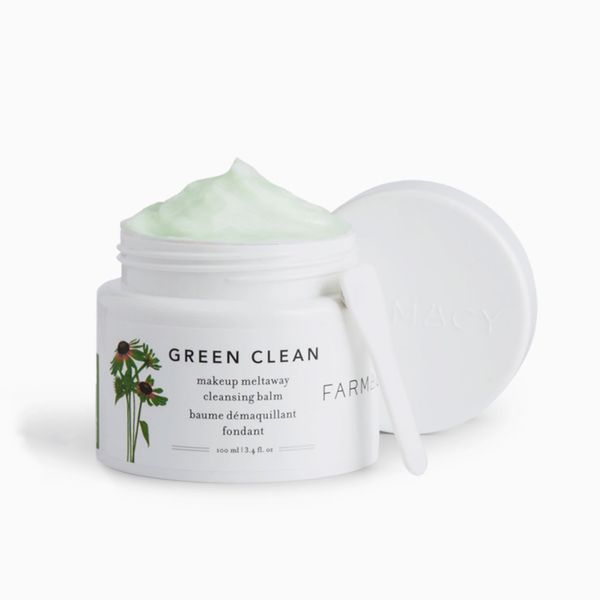 Farmacy Green Clean Makeup-Removing Cleansing Balm