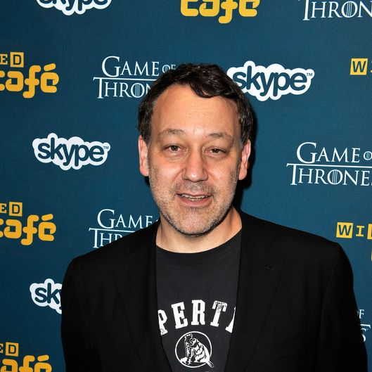 Director Sam Raimi attends WIRED Cafe at Comic-Con held at Palm Terrace at the Omni Hotel on July 12, 2012 in San Diego, California.