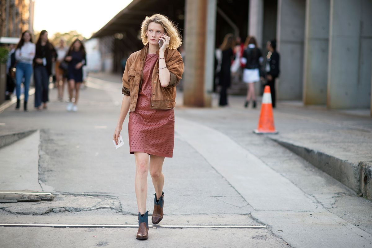 Street Style Australia Fashion Week The Cut