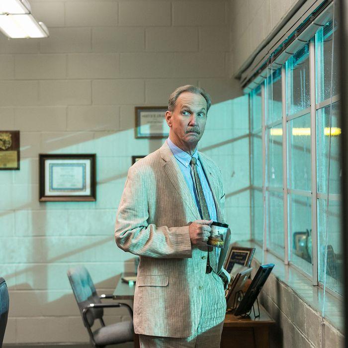 Michael O'Neill - in the SundanceTV original series