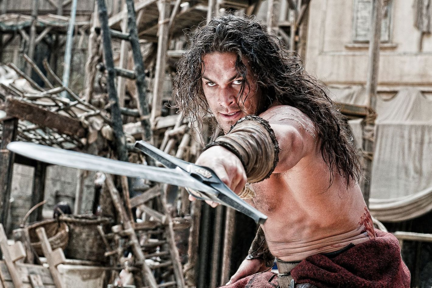 Movie Review: Conan the Barbarian Isn't Barbaric Enough - Movie ...