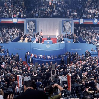Democratic National Convention, Chicago, IL, 1968.