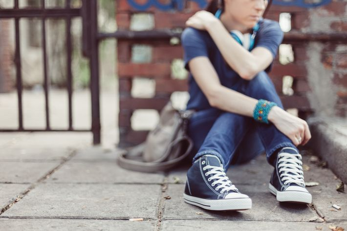 Traumatic stress impacts brains of boys, girls differently