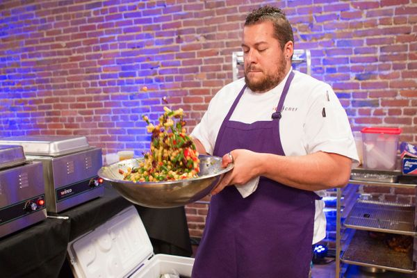 Top Chef Recap: Frozen Waffles and Lobster Chop Suey