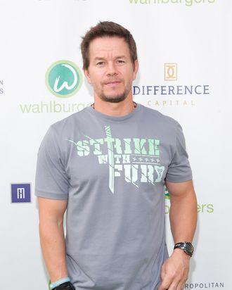 TORONTO, ON - SEPTEMBER 09: Mark Wahlberg arrives on the green carpet at the