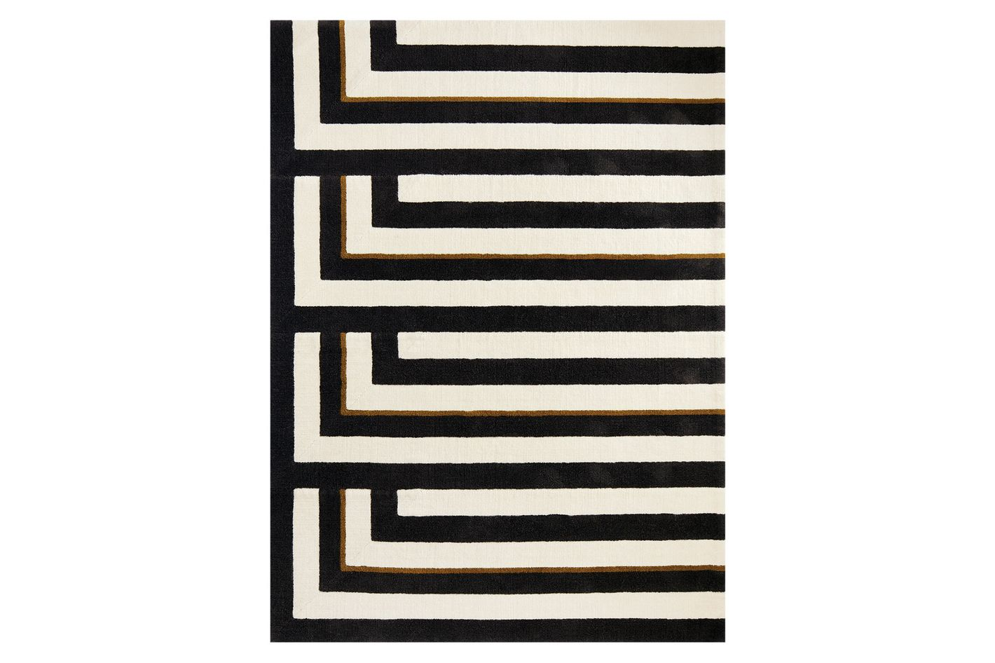 "La Manufacture Cogolin's ""Four Corners"" rug collection designed by Jason Miller"