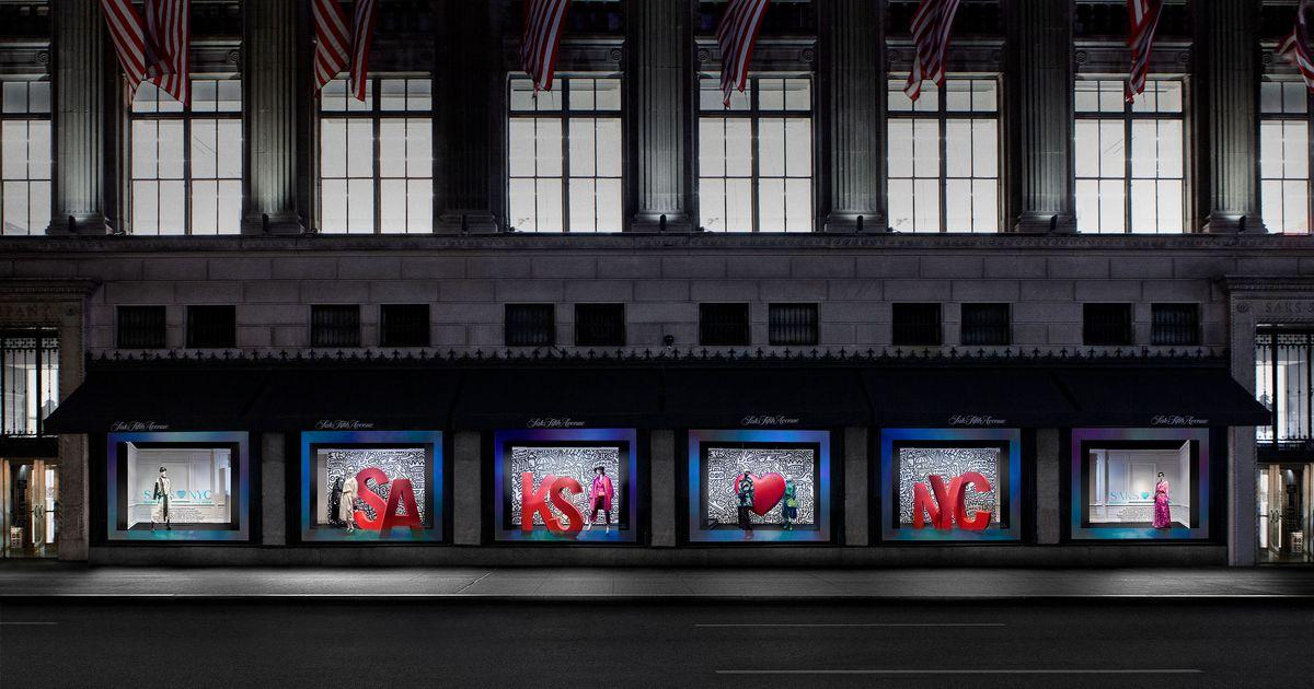 Saks Pays Homage to New York Designers