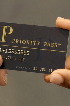 Priority Pass Membership