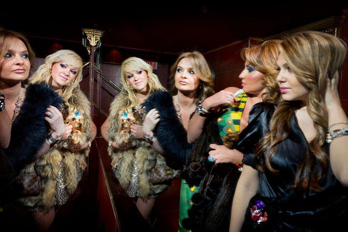 Enter Russian Ladies